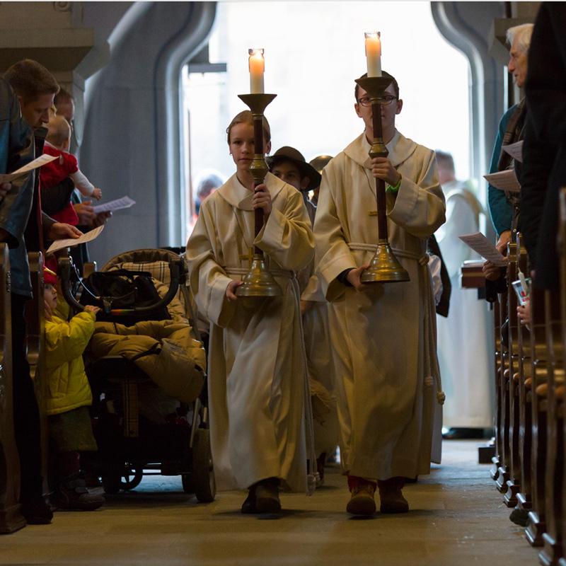 Festgottesdienst zum Dreifaltigkeitssonntag