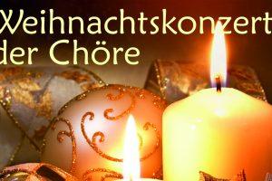 21. Dezember 2014, Weihnachtskonzert der Chöre