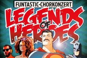 Legändä & Heldä – funtastic Konzerte 2014