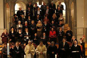 Allerseelen – Gedenkgottesdienst mit Kantorei St. Georg