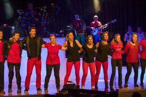 funtastic singt am Kirchenklangfest cantars in Winterthur