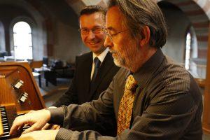 Klavier und Orgel im Konzert – Sonntag, 8. März um 17 Uhr, Pfarrkirche St. Georg
