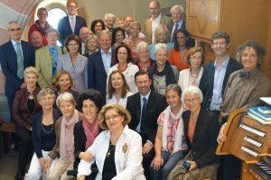 Muttertag mit Kantorei St. Georg – Sonntag, 10. Mai 2015 um 10.30 Uhr