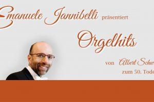 Alfred Schweitzers Orgelhits zum 50. Todestag