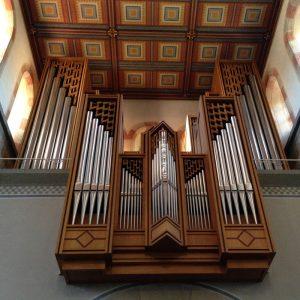 Orgelrezital mit Joachim Schwander