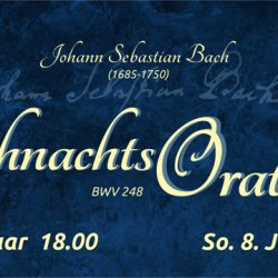 Johann Sebastian Bach: Weihnachtsoratorium