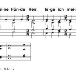 Musikalisch rund, zugänglich, fassbar – neue Psalmvertonungen