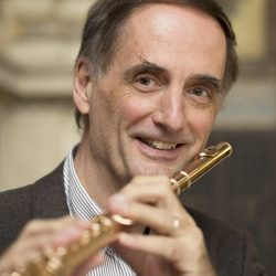 Phänomenales Konzert mit Flötist Dieter Flury