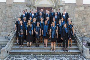 Gottesdienst zum 2. Adventssonntag mit dem Ensemble Bleu